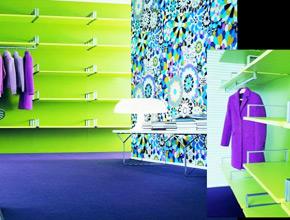 Mobiliario para tiendas y almacenes