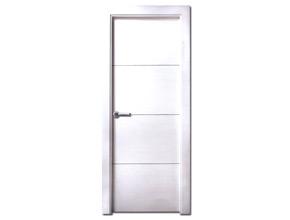 Puertas de diferentes estilos y materiales para entradas y paso